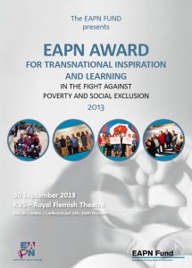 EAPN 2013 Award