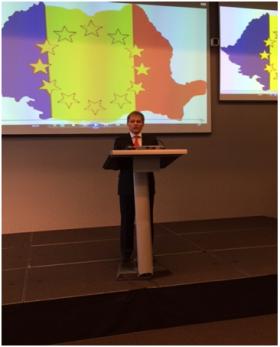 Romanian Prime Minister, Mr Dacian Ciolos