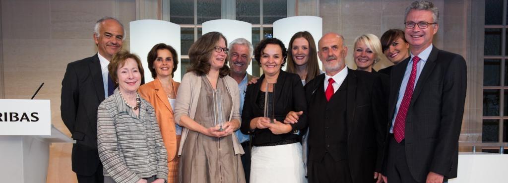 BNP Paribas Wealth Management Special Prize for Tomasz i Barbara Sadowski